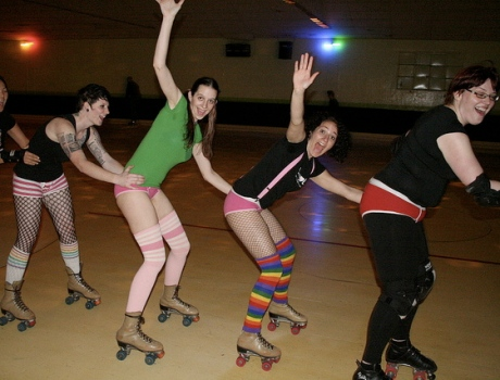 Gay Skate Underwear Night 23.February.2011